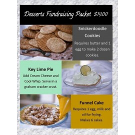 Desserts Package