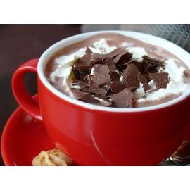 Chocolate Covered Cherry Hot Chocolate Mix
