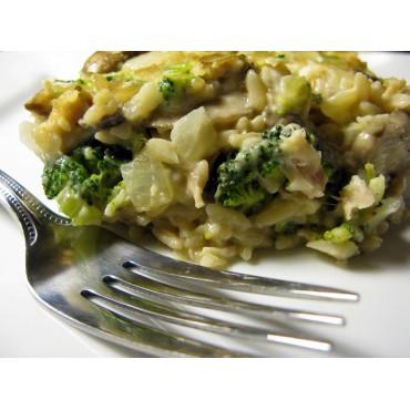 Broccoli, Cheese and Rice Casserole Mix - Gluten Free