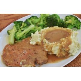 Pork and Gravy