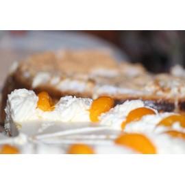 Sugar Free Peaches and Cream Pie Mix - Gluten Free