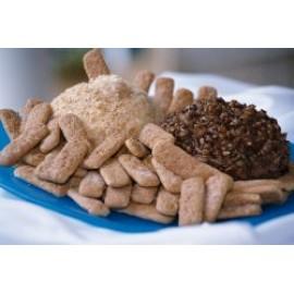 Chocolate Pecan Cheesecake Spread Mix