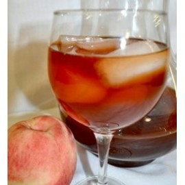 Instant Decaf Peach Tea Mix