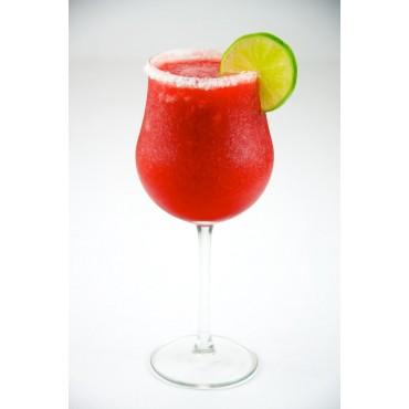 Strawberry Colada Wine Slush